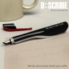 Thumbnail image for D:Scribe Writes, Texts, is Cleverly Named
