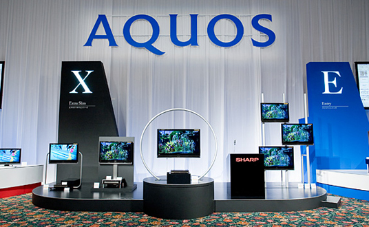 Post image for Sharp Aquos X-Series is Sharp