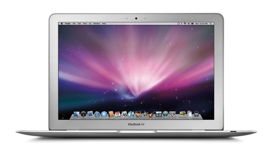 Post image for Macbook Air is Tiny, Pretentious