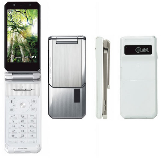 Post image for Sharp Aquos SH905iTV is Awesome, The Japanese are Selfish