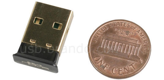 Post image for Brando Bluetooth Adapter is Tiny, Breakable