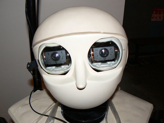 Post image for Robot is Watching You, Giving Kids Nightmares