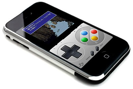 Post image for SNES Emulator Runs on iPhone, is Awesome