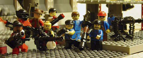 Post image for Team Fortress 2 Legos are Finally a Reality