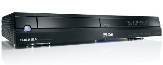 Post image for Only crickets heard at CES for Toshiba HD DVD
