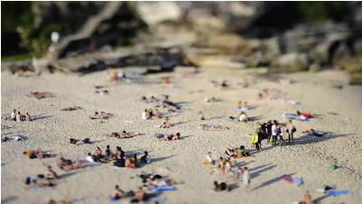 Post image for Tilt-Shift Video Tricks Your Eyes … Silly Eyes