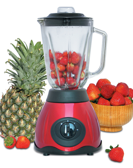 Touch Screen Blender