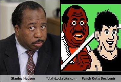 Stanley Hudson as Doc Louis